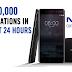 24 ժամվա մեջ գրանցվել է Nokia 6 սմարթֆոնի ավելի քան 250 000 նախնական պատվեր