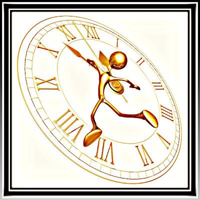 A las 2:00 am las 3:00 am...Cambio de hora
