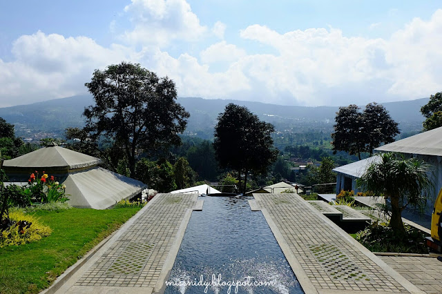 recommended hotel in bandung