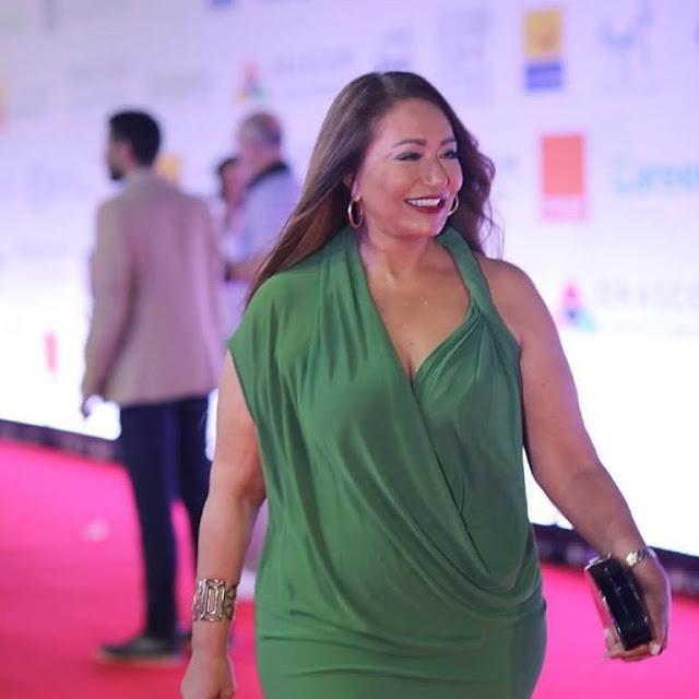 ليلى علوي مهرجان الجونة السينمائى 2018