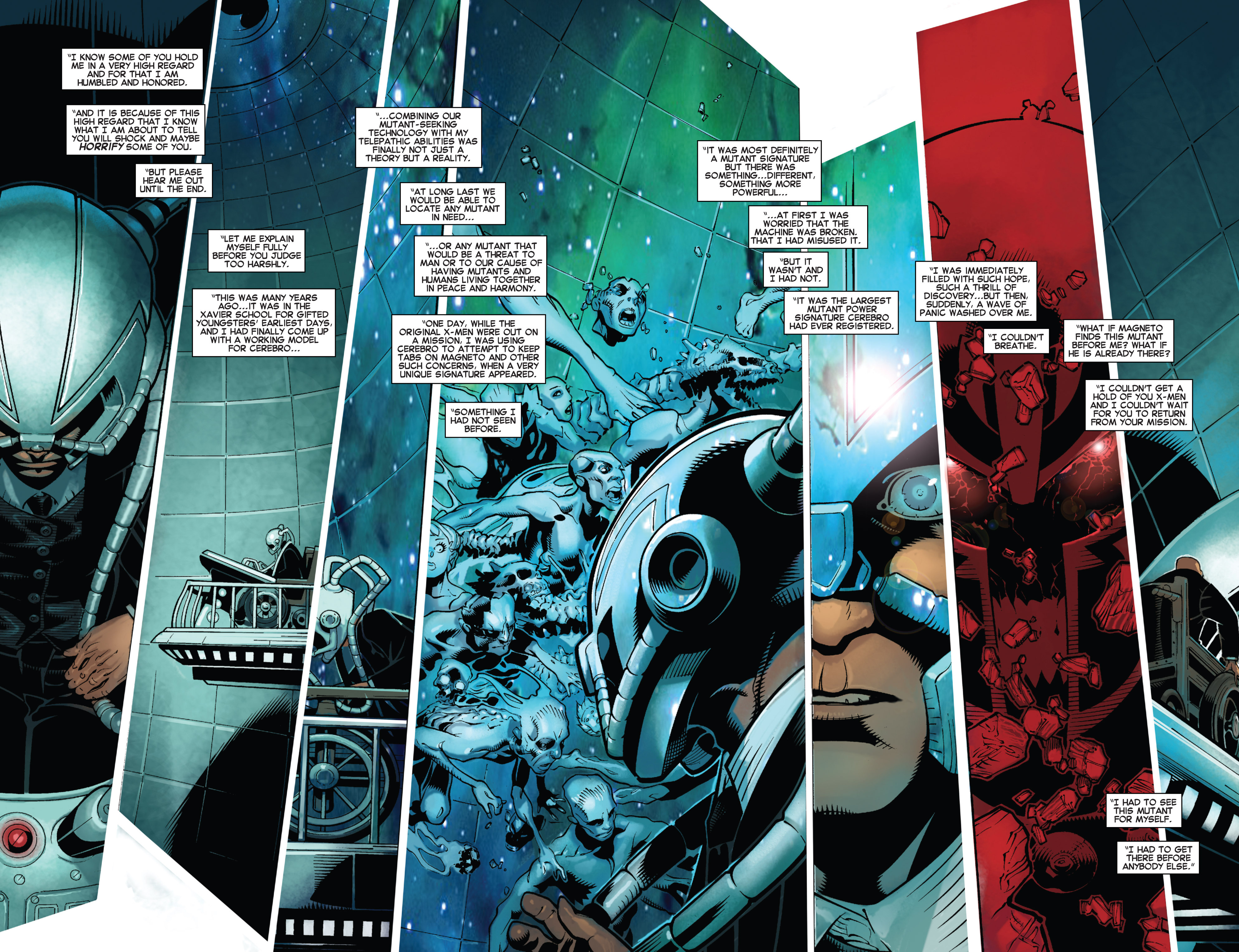 Read online Uncanny X-Men (2013) comic -  Issue #25 - 3