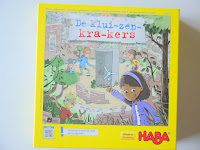 De kluizenkrakers, Haba
