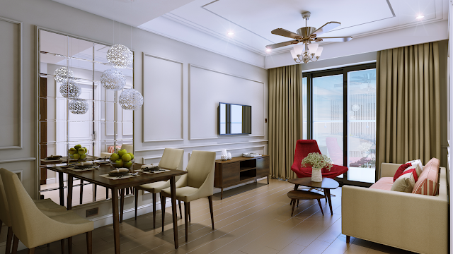 Căn hộ Luxury Apartment