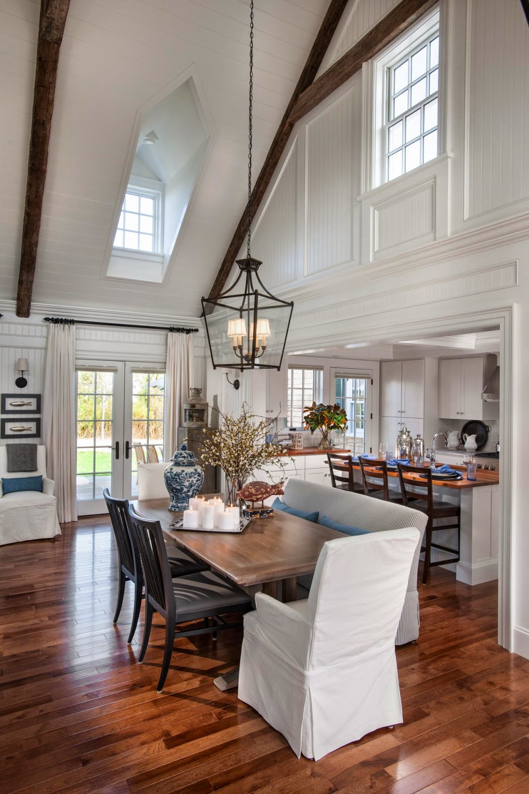 Dining Room Lighting Hgtv Nautical By Nature 2015 Hgtv Dream Home Martha 39s Vineyard