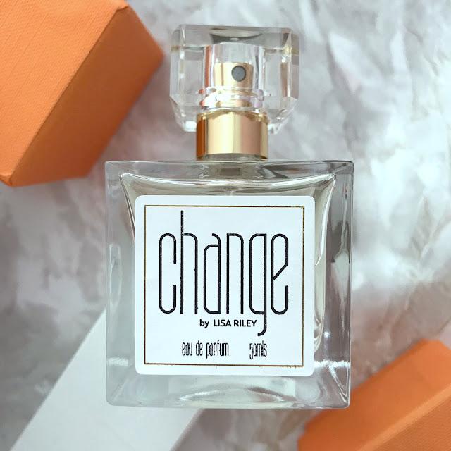Change Eau De Parfum By Lisa Riley