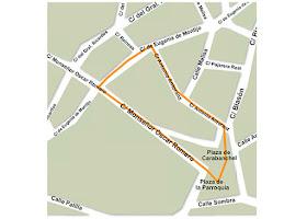 Vía Crucis procesional de Carabanchel - Jueves Santo