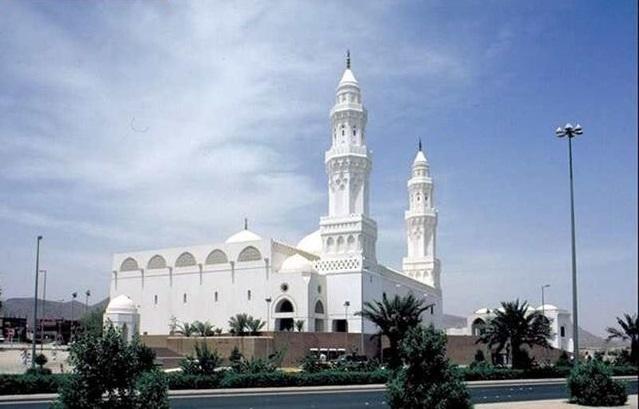 PERCAYA ATAU TIDAK, Masjid Ini Memiliki Dua Arah Kiblat