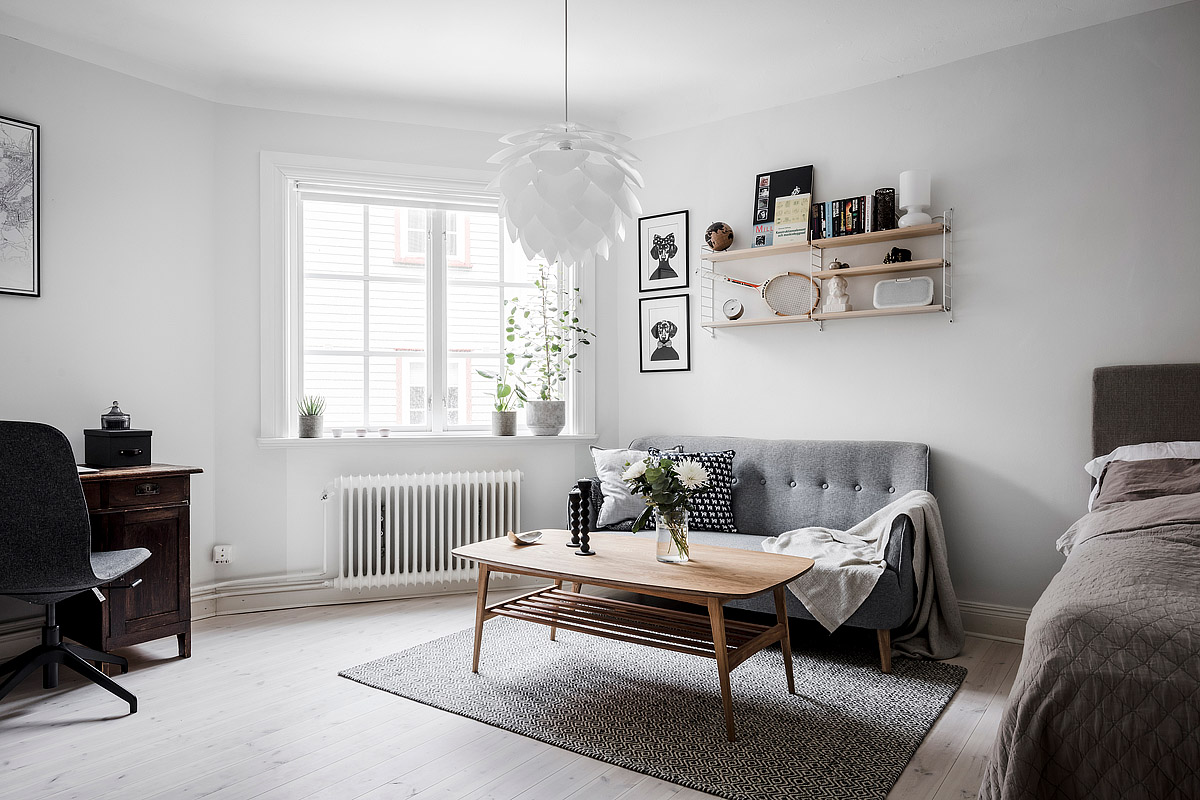 Blog wn trzarski design nowoczesne projekty wn trz for Departamentos decorados estilo vintage