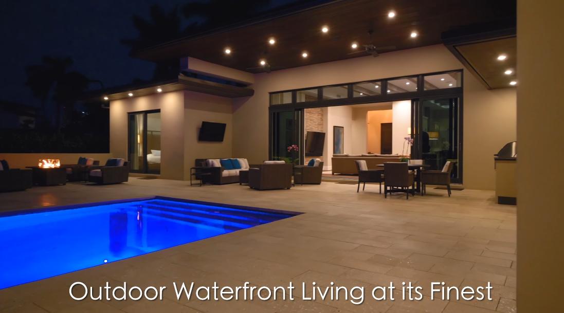 44 Photos vs. 919 S Southlake Dr, Hollywood, FL Luxury Home Interior Design Tour