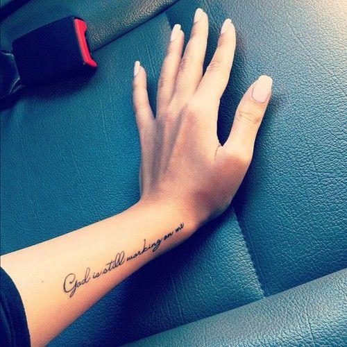 Text Symbol Tattoos
