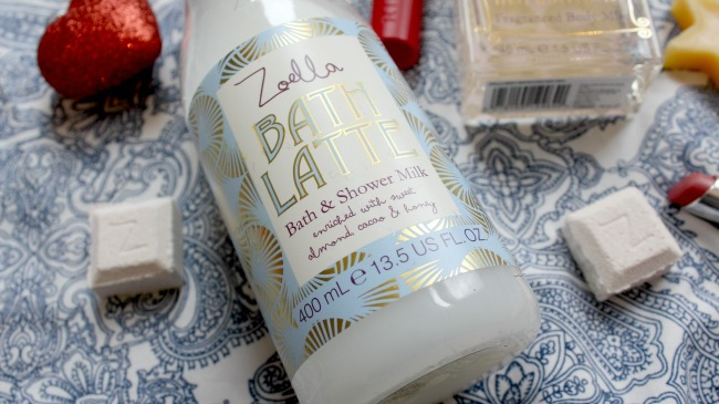 Zoella Sweet Inspirations range picks. Nourish ME: www.nourishmeblog.co.uk