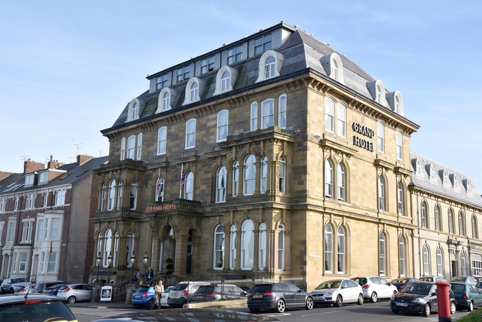 Grand Hotel Tynemouth Afternoon Tea