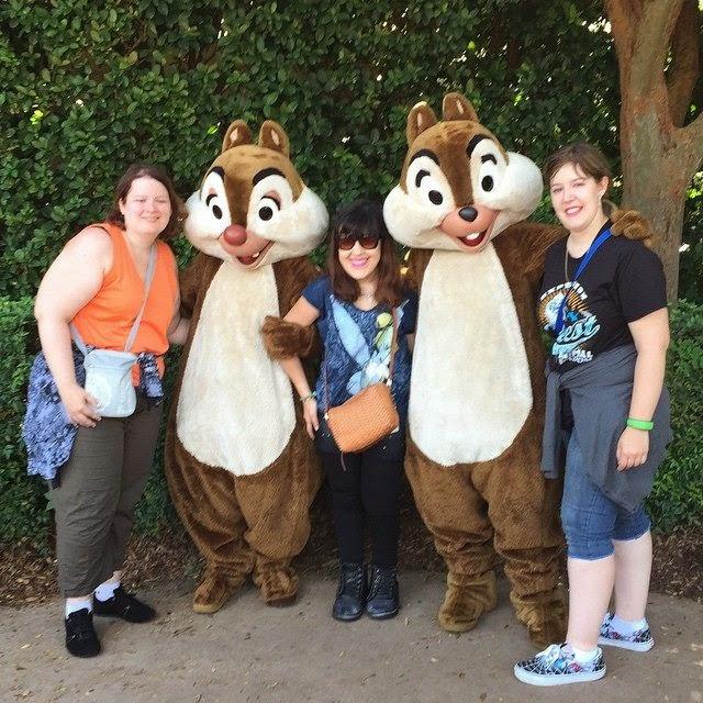 parc d'attractions EPCOT Disney World