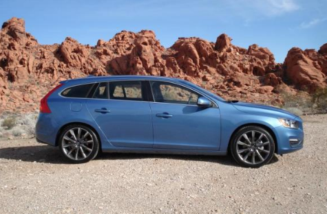 2015 Volvo XC60 T6 Drive-E Review