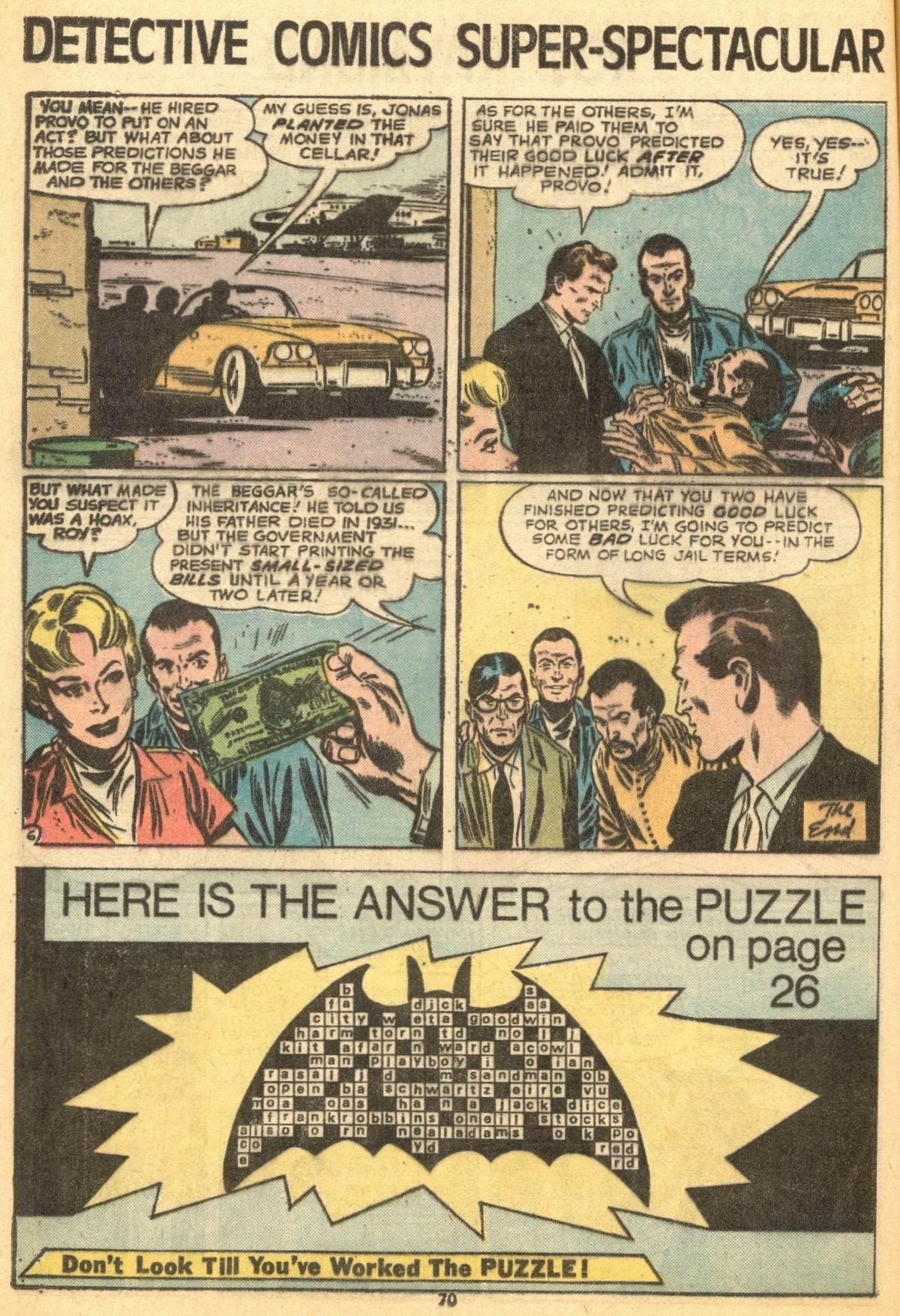 Detective Comics (1937) 444 Page 69