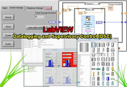 🔥 LabVIEW 2018 Datalogging and Supervisory Control Module