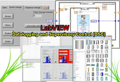 LabVIEW Datalogging and Supervisory Control (DSC)