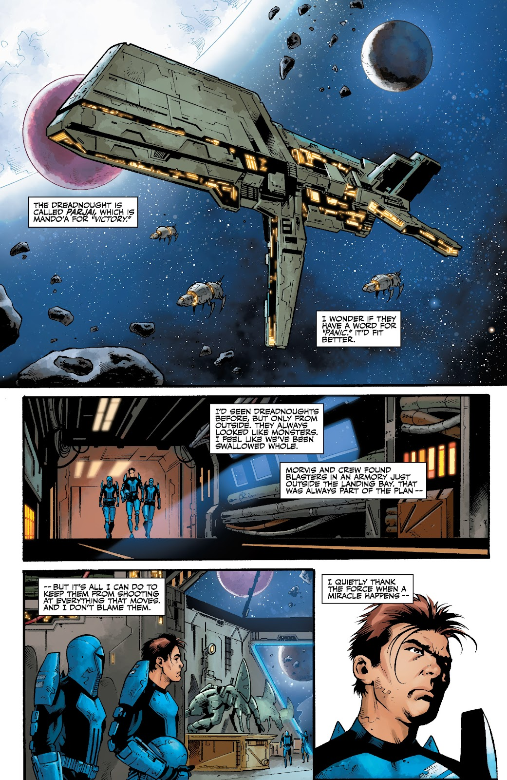 Read online Star Wars Legends: The Old Republic - Epic Collection comic -  Issue # TPB 3 (Part 4) - 85