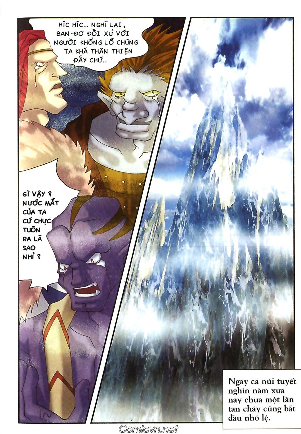 Thần thoại Bắc Âu - Chapter 46: Thần Dũng Cảm - Pic 36