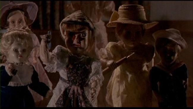 Babák / Dolls [1987]