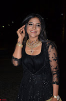 Sakshi Agarwal looks stunning in all black gown at 64th Jio Filmfare Awards South ~  Exclusive 040.JPG