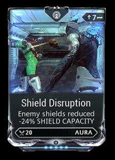 Shield Disruption ニューバージョン
