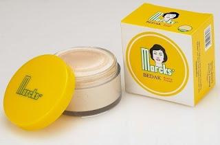 Review Bedak Marcks Beauty Powder - Manfaat, Harga Dan Varian Warna Yang Cocok Untuk Kulit