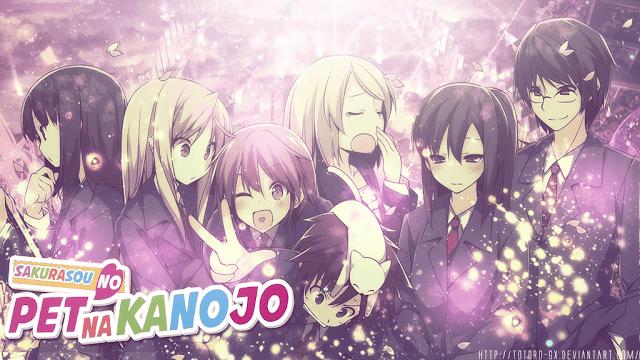 Sakurasou no Pet na Kanojo BD Sub Indo : Episode 1-24 END | Anime Loker