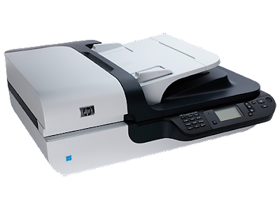 HP Scanjet N6350 Driver Download