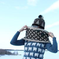 http://laukkumatka.blogspot.fi/2017/01/lumimyssy-snowfall.html