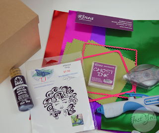 DIY Gift Box with Rita Barakat
