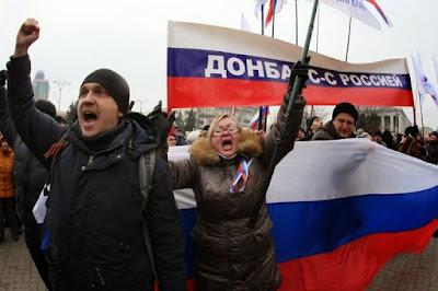 Отпустить Донбасс