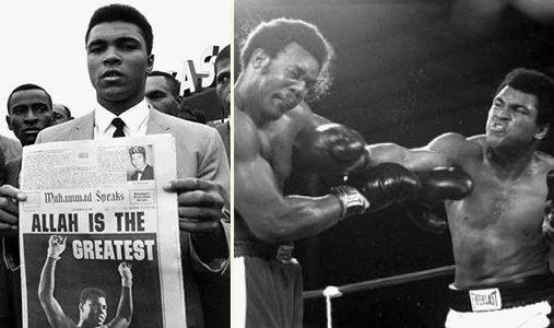 Muhammad Ali: Allahu Akbar (Allah Is The Greatest)