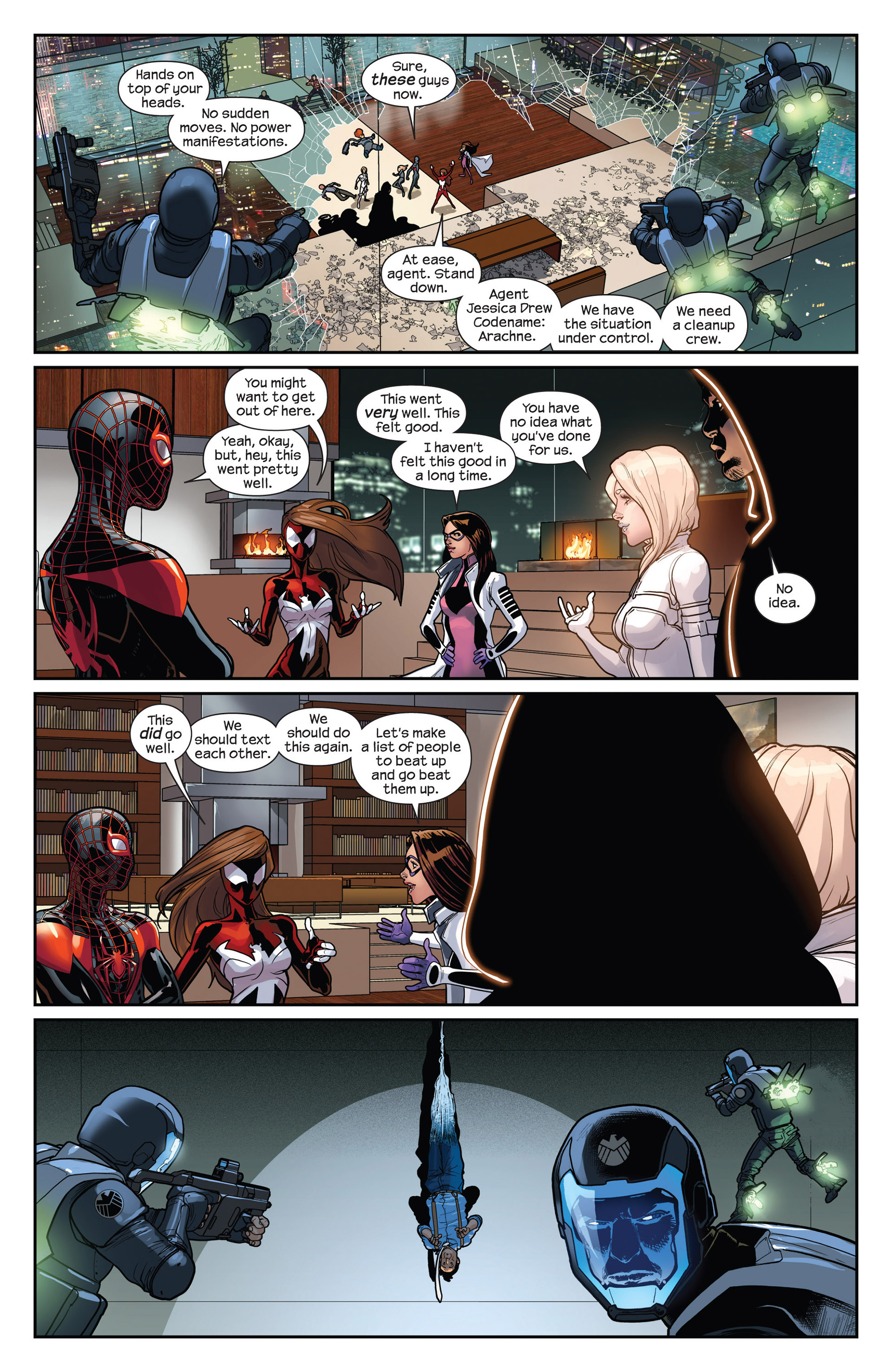 Read online Ultimate Comics Spider-Man (2011) comic -  Issue #28 - 18