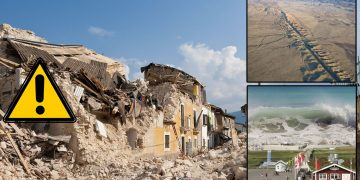 Revelan puntos de peligro donde podrían ocurrir terremotos jamás vistos en el Pacífico.