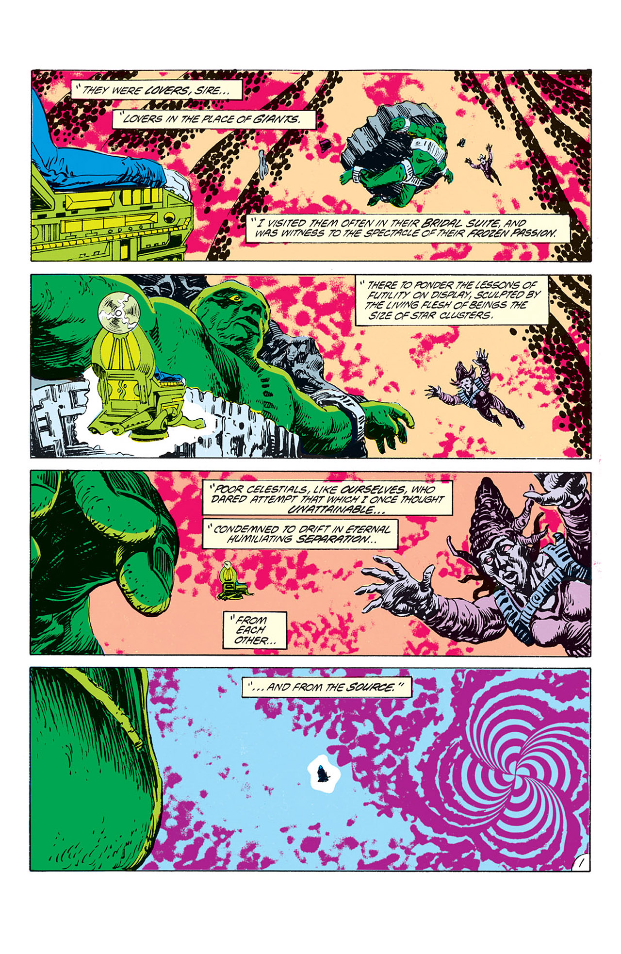 Swamp Thing (1982) Issue #62 #70 - English 2