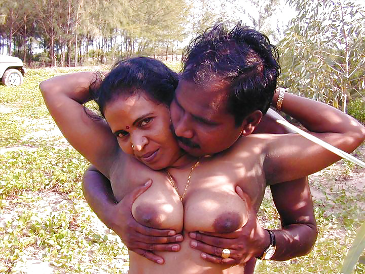 Nude village girls with men