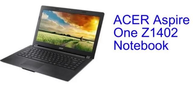 Harga Laptop Acer Aspire One Z1402 Tahun 2017 Lengkap Dengan Spesifikasi, Processor Intel Celeron 2957U