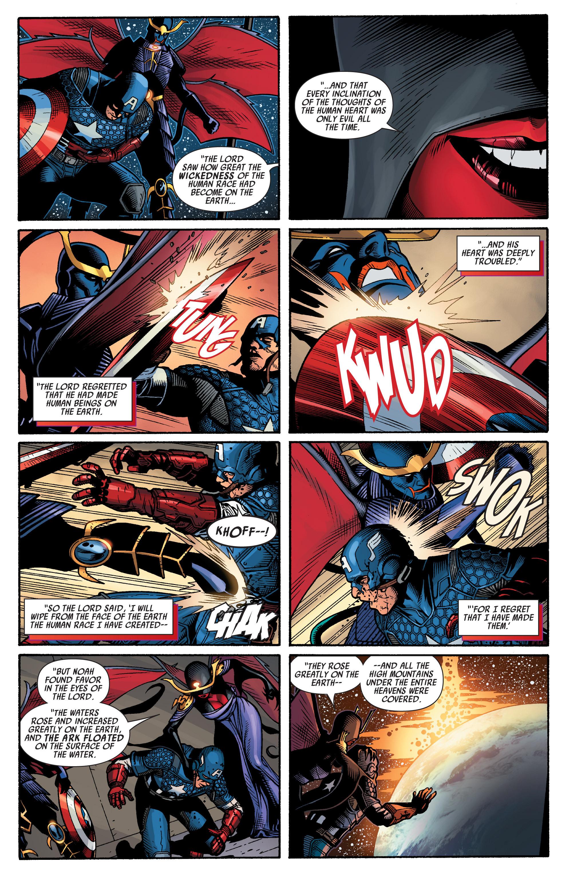 Read online Uncanny Avengers (2012) comic -  Issue #15 - 17