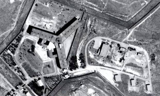 AS: Suriah Bangun Pembakaran Mayat untuk Tutupi Pembunuhan Massal