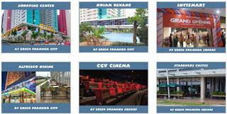 Fasilitas Lengkap Apartemen Green Pramuka City, Investasi Hunian Paling Menguntungkan dan Menjanjikan di Jakarta!