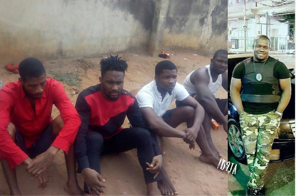 Police arrest killers of Okebata, Nigerian-American soldier