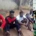 [PHOTO] Police arrest killers of Chuks Okebata, Member of US Army, Assassinated in Nigeria