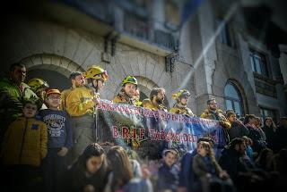 Gabarreros 2017 - El Espinar