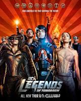 legends of tomorrow poster alternativo