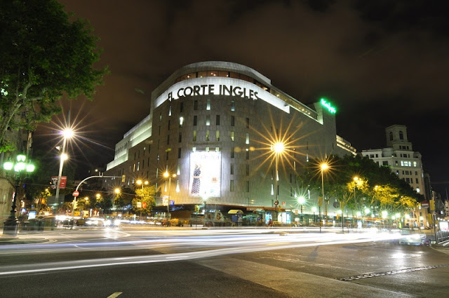 El Corte Inglés em Barcelona