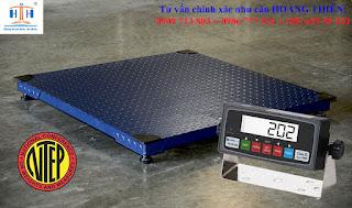 cung cấp cân sàn excell 1.2mx1.2m chính hãng