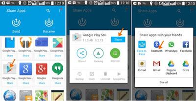 Cara Instal Ulang Play Store yang hilang di android, cara memasang play store yang terhapus