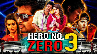 Hero No Zero 3 2018 Hindi Dubbed WEBRip 480p 350Mb x264