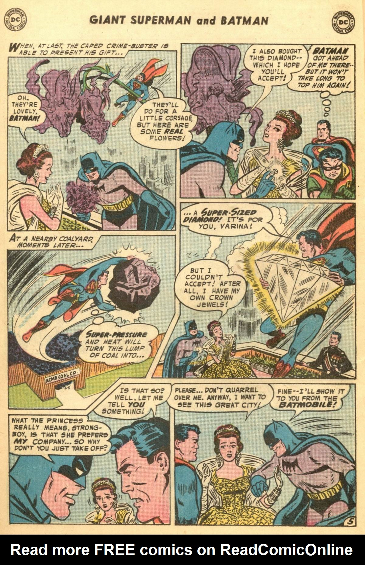 Read online World's Finest Comics comic -  Issue #188 - 8